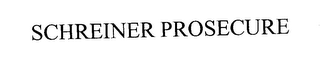 mark for SCHREINER PROSECURE, trademark #76215931