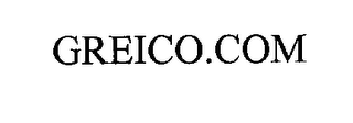 mark for GREICO.COM, trademark #76217252