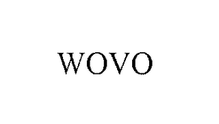 mark for WOVO, trademark #76217300