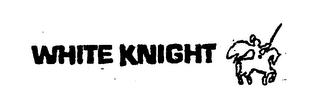 mark for WHITE KNIGHT, trademark #76217338