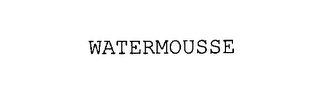 mark for WATERMOUSSE, trademark #76219062