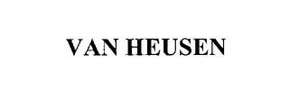 mark for VAN HEUSEN, trademark #76219459
