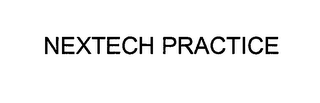 mark for NEXTECH PRACTICE, trademark #76219859