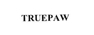 mark for TRUEPAWS, trademark #76220713
