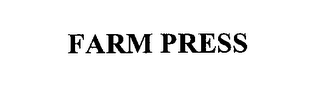 mark for FARM PRESS, trademark #76220736