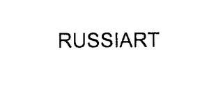 mark for RUSSIART, trademark #76220914