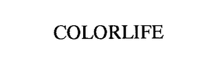 mark for COLORLIFE, trademark #76221367