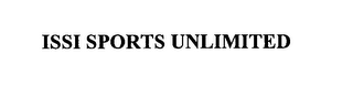 mark for ISSI SPORTS UNLIMITED, trademark #76221755