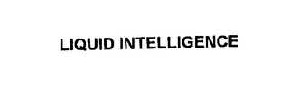 mark for LIQUID INTELLIGENCE, trademark #76222371