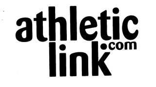 mark for ATHLETICLINK.COM, trademark #76225427