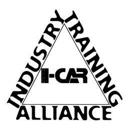 mark for I-CAR INDUSTRY TRAINING ALLIANCE, trademark #76225603