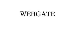 mark for WEBGATE, trademark #76225788