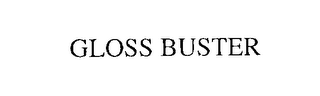 mark for GLOSS BUSTER, trademark #76225896