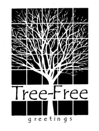 mark for TREE-FREE GREETINGS, trademark #76225923