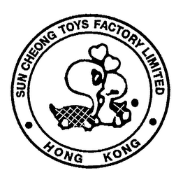 mark for SUN CHEONG TOYS FACTORY LIMITED HONG KONG, trademark #76226001