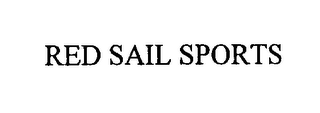 mark for RED SAIL SPORTS, trademark #76227426