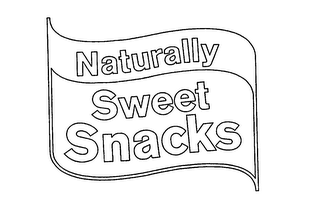 mark for NATURALLY SWEET SNACKS, trademark #76228897