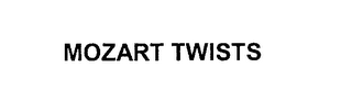 mark for MOZART TWISTS, trademark #76228923