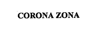 mark for CORONA ZONA, trademark #76229560