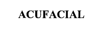 mark for ACUFACIAL, trademark #76230569