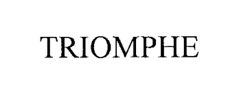 mark for TRIOMPHE, trademark #76230610