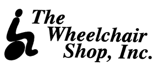 mark for THE WHEELCHAIR SHOP, INC., trademark #76233092