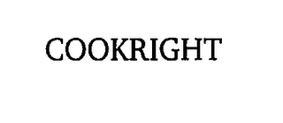 mark for COOKRIGHT, trademark #76234137