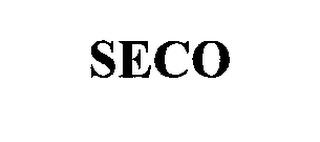 mark for SECO, trademark #76234271