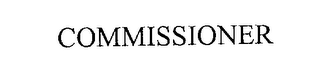 mark for COMMISSIONER, trademark #76234869