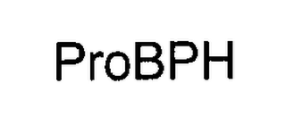 mark for PROBPH, trademark #76235737