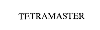 mark for TETRAMASTER, trademark #76236819