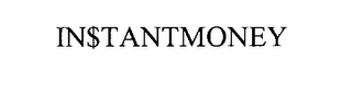 mark for IN$TANTMONEY, trademark #76237575