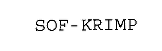 mark for SOF-KRIMP, trademark #76237920