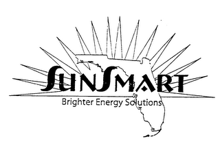 mark for SUNSMART BRIGHTER ENERGY SOLUTIONS, trademark #76238068