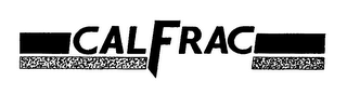 mark for CALFRAC, trademark #76238195