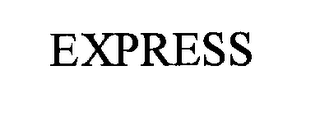 mark for EXPRESS, trademark #76239275