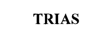 mark for TRIAS, trademark #76239972