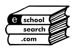 mark for E SCHOOL SEARCH.COM, trademark #76241341