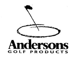 mark for ANDERSONS GOLF PRODUCTS, trademark #76242714
