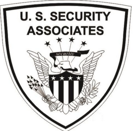 mark for U.S. SECURITY ASSOCIATES SECURITY, trademark #76243636