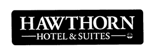 mark for HAWTHORN HOTEL & SUITES, trademark #76244310