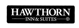 mark for HAWTHORN INN & SUITES, trademark #76244412