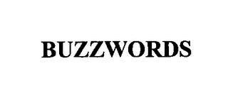 mark for BUZZWORDS, trademark #76244543