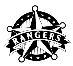 mark for RANGERS, trademark #76245036