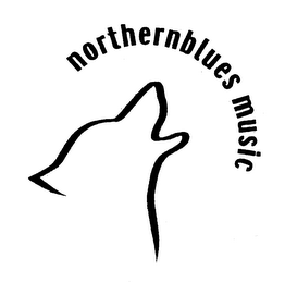 mark for NORTHERNBLUES MUSIC, trademark #76245765