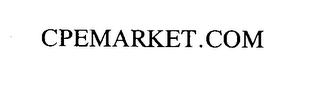 mark for CPEMARKET.COM, trademark #76245962