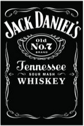 mark for JACK DANIEL'S OLD NO.7 BRAND TENNESSEE SOUR MASH WHISKEY, trademark #76246508