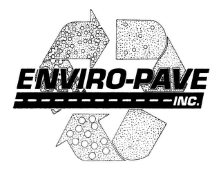 mark for ENVIRO-PAVE INC., trademark #76248021