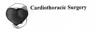 mark for CARDIOTHORACIC SURGERY, trademark #76249820