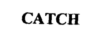 mark for CATCH, trademark #76250107